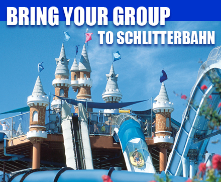 Schlitterbahn Waterpark Waterslides, New Braunfels, Texas